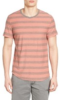 Jeremiah Men's Ventura Stripe Linen & Cotton T-Shirt