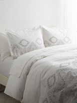 Melange Home Brocade Duvet Set