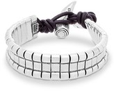 Steve Madden Men's Horn Closure Bracelet
