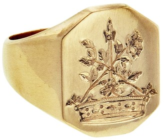 Dunham Kim The Queen Crown Gentry Ring