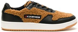 À La Garçonne Skid Fur sneakers