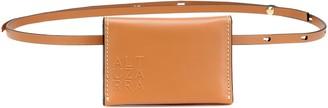 Altuzarra Leather belt bag