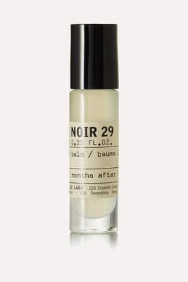 Le Labo The Noir 29 Liquid Balm - Black Tea Essence, 7.5ml