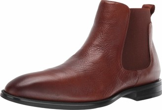 Kenneth Cole New York Futurepod Chelsea Boot with Built in Comfort Technology Cognac