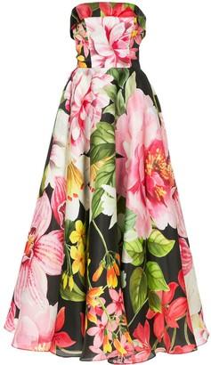 Bambah Lotus Cinderella gown