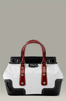 Dolce & Gabbana 'Zoe' Patent Leather Satchel