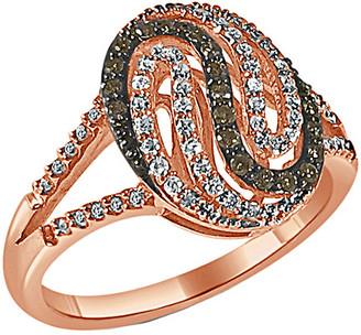 Sabrina Designs 14K Rose Gold 0.37 Ct. Tw. Diamond Ring