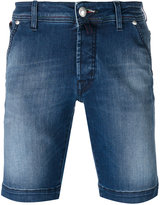 Jacob Cohen denim shorts - men - Cotton/Spandex/Elastane - 31