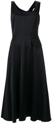 PARTOW Nia pinafore dress