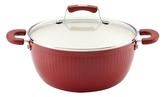 Paula Deen 5.5QT. Savannah Non-Stick Covered Casserole
