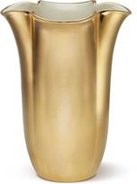 AERIN Gilded Clover Vase - Tall