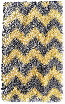 The Rug Market Shaggy Raggy Hand-Made Polyester Contemporary Rug