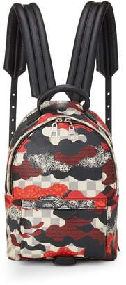 Louis Vuitton Limited Edition Patchwork Waves Palm Springs Backpack PM