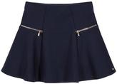 Mayoral Navy Blue A-line Skirt