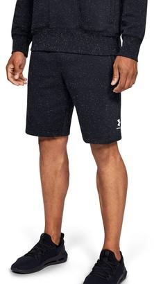 Under Armour Men's UA Speckled Fleece Shorts