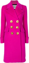 Fausto Puglisi classic double breasted coat