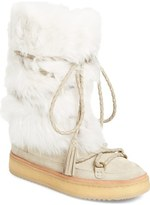 Frye 'Gail' Genuine Shearling Boot (Women)