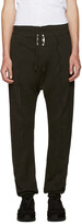 Damir Doma Green Pascal Lounge Pants