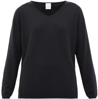 MAX MARA LEISURE Vino Sweater - Womens - Navy