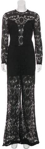 Alexis Asti Lace Jumpsuit w/ Tags