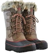 Khombu Women's Waterpoof Winter Boots Size 10