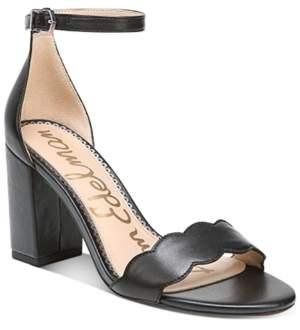 Sam Edelman Odila Ankle-Strap Dress Sandals Women's Shoes