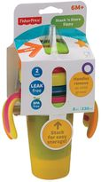 Fisher-Price 2-pk. Stack 'n Store Sippy Cups