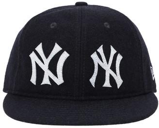 New Era Retro Crown 5950 Wool Cap