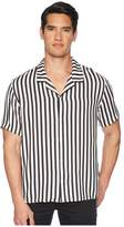 The Kooples Clean Striped Short Sleeve Shirt