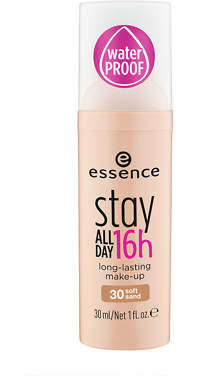 Essence Stay All Day 16H Long-Lasting Make-Up 30ml 30 Soft Sand
