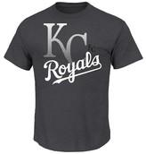Kansas City Royals Men's Charcoal Heather T-Shirt