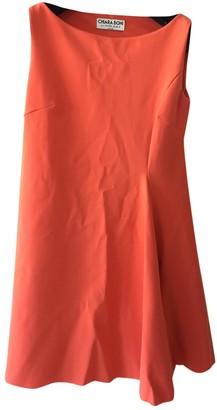 Chiara Boni Orange Dress for Women