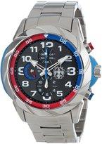 Burgmeister Men's BM702-121 Havana Chronograph Watch