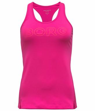 Bjorn Borg Women's CLE Racerback Tank T-Shirt