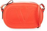 Valentino Garavani Stitched V Crossbody Bag