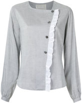 Lilly Sarti - buttoned blouse - women - Cotton/Polyester - 36