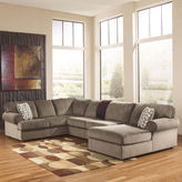 Signature Design by Ashley Jessa Place 3-pc. Sofa Sectional