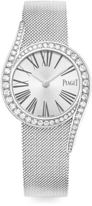 Piaget White Gold and Diamond Limelight Gala Watch 26mm