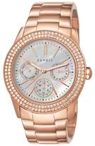 Esprit Women's Peony ES103822014 Rose Stainless-Steel Analog Quartz Watch