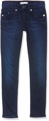 Tommy Hilfiger Girl's Nora Rr Skinny Jobbst Jeans