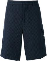Brunello Cucinelli pinstripe cargo shorts - men - Cotton - 52