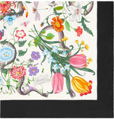 Gucci Blooms scarf - women - Silk - One Size