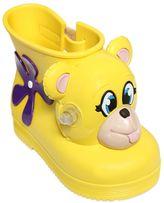 Mini Melissa Inflatable Monkey Melflex Rain Boots