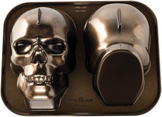 Nordicware Haunted Skull Cake Pan