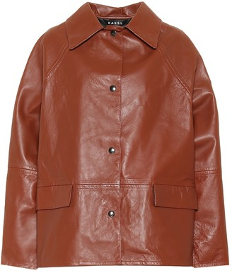 Kassl Editions Leather jacket