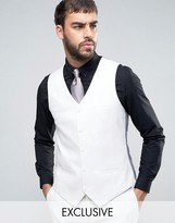Noak Super Skinny Suit Waistcoat