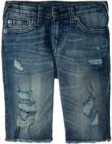 True Religion Geno Shorts Boy's Shorts