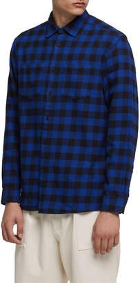 Woolrich Men's Classic Flannel Sport Shirt