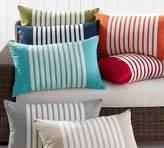 Pottery Barn Mariner Stripe Indoor/Outdoor Pillow