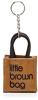 Bloomingdale's Little Brown Bag Key Fob - 100% Exclusive